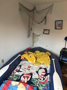 3 piece kids bedroom set