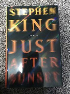 Stephen King , Stories Just After Sunset