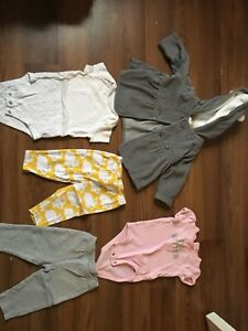 6m clothing lot