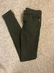 Second Yoga High rise skinny jeans