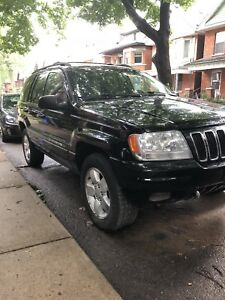 2001 Jeep Grand Cherokee Limited NEW PRICE