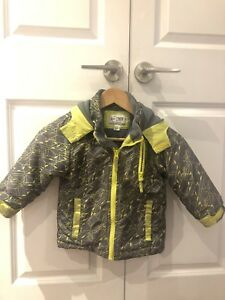 Toddler boy winter Jacket 3T