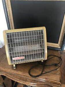 GE forced air heater