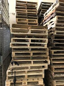 Used great condition pallets for sale. Delivery available.