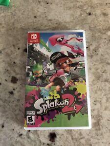 Splatoon 2 Nintendo Switch for sale