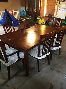 Dining Room Table With Hutch!!!