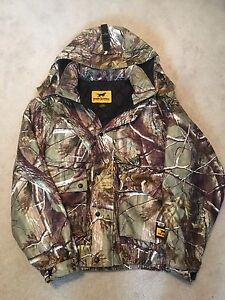 Hunting jacket size L