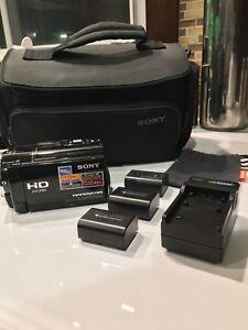 Sony HDR-XR160 High-Definition Handycam