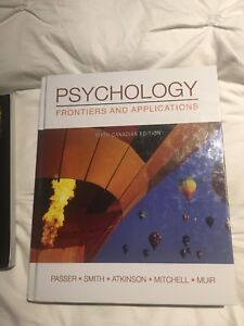 Guelph-Humber first year textbooks