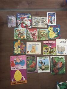 Assorted Children's Book x 16
