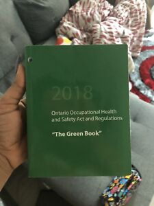 Ontario occupational health and safety green book