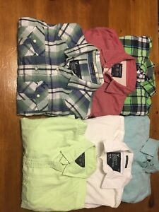 Men's Hollister & American Eagle clothes