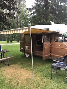 1979 Dodge 200 Camper Van