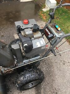 FULLY SERVICED!!!!!!!!! Snowblower