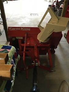 "50"" Farm King 2 Stage Snow Blower"