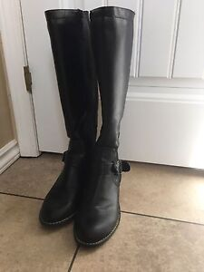 High top boots