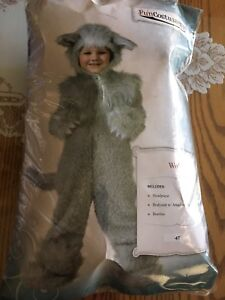 Child's Wolf Costume for Sale
