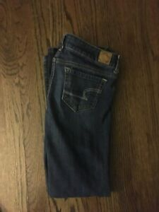 AE girls jeans