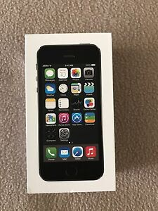 iPhone 5S - 32GB - Great Battery Meadowbank Ryde Area Preview