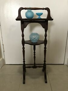 Small Antique Oak Shelf