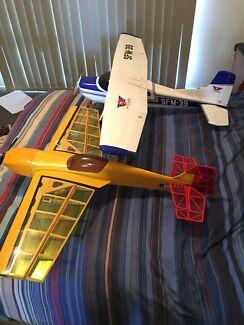 Rc plane mini katana 3D