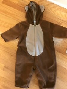 6-12 month monkey costume from The Gap