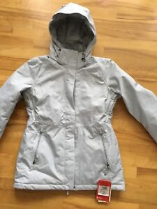 Brand new North Face women's jacket