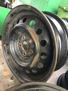 4 Steel Rims