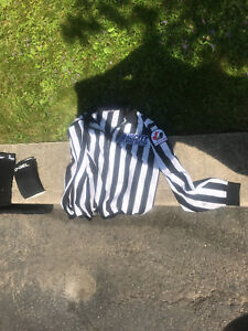 Full referee gear set