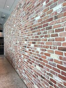 Recycled used reclaimed cleaned paving and feature wall bricks. Ashfield Ashfield Area Preview