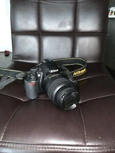Nikon D3100 perfect condition with 18-55 Nikkor
