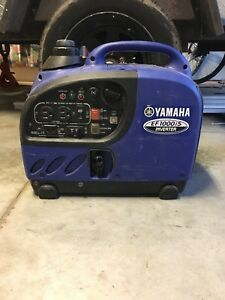 Yamaha EF 1000iS Inverter Generator