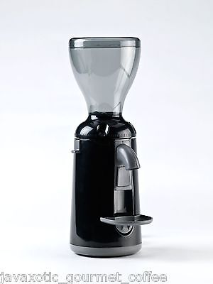 Simonelli Grinta Coffee Espresso Grinder Black Amm5021 Java Exotic Imports