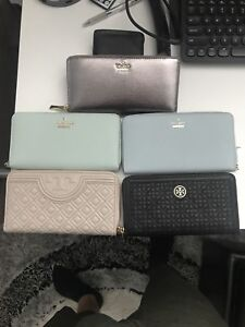 Tory Burch - Kate & Spade wallets for sale