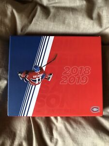 Montreal Canadiens tickets (Section 107, Row L)