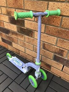 Free Scooter Age 3 + Kids / Toddlers
