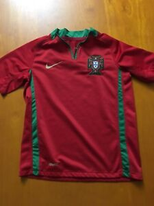 Nike Portugal Home jersey Toddler size 4
