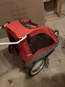 Little tikes chariot