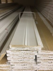 Mdf cassing and baseboard