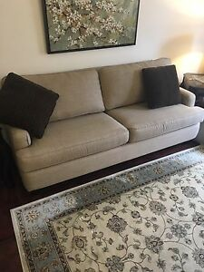 Queen Sofa Bed and Love Seat For Sale