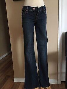 ROCK & REPUBLIC Crystal Jeans (Size 25) NEW