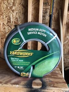 Yardworks hose