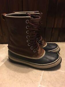 Size 9 Sorel winter boots