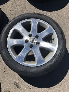 Rims For Acura Tl Buy Or Sell Used Or New Car Parts Tires Rims - Acura tl tires