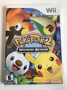 Wii - Pokémon Park 2 / Wonders Beyond