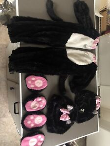 Two 12-24 months Kitty Costumes