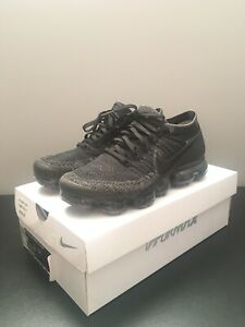VNDS Nike Air Vapormax 1.0 Triple Black 2017 Size 8