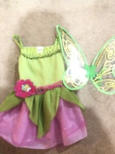 New Tinkerbell outfit