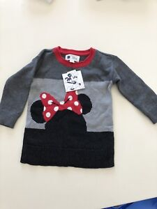 Disney sweater- new with tags 18-24 months