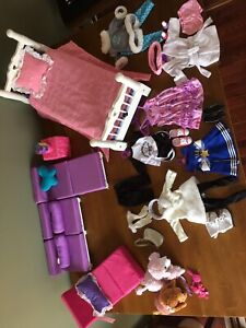 """18"""" Doll furniture and accessories"""